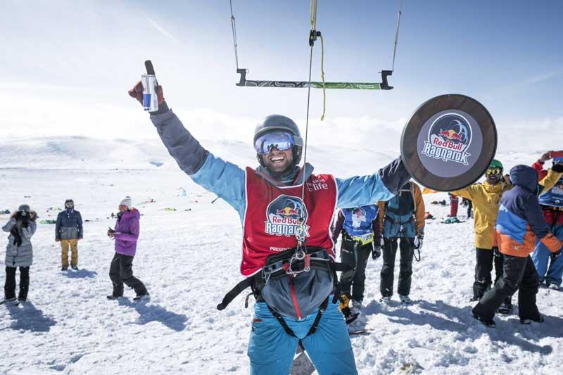 Florian Gruber - Red Bull Ragnarok 2018