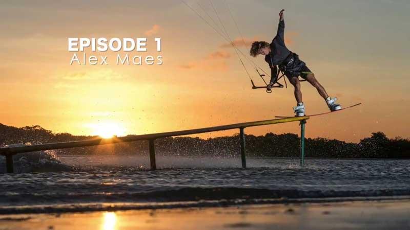 Alex Maes-The LINE-Episode 1