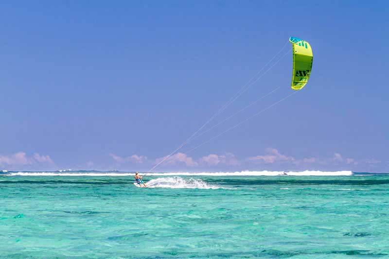 Planet Kitesurfer - Guide to Bel Ombre