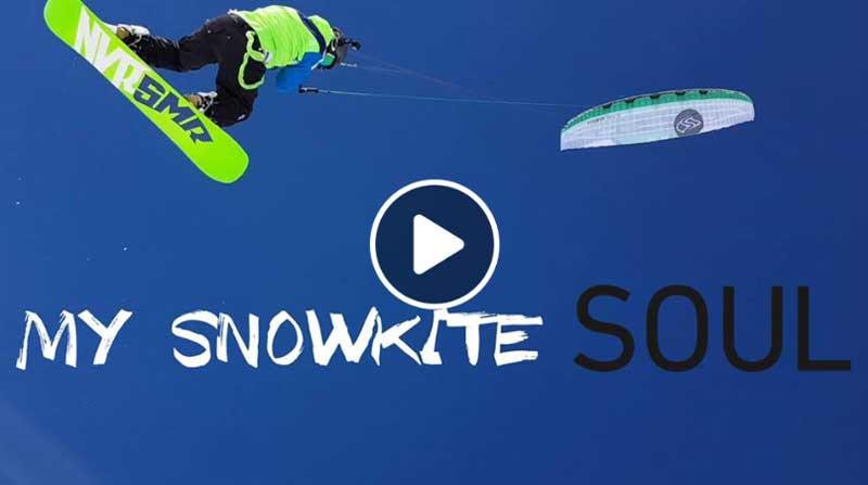 My Snowkite Soul - Flysurfer