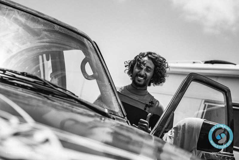 Nourdine Mansour - GKA Dakhla