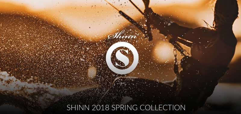 SHINNWORLD 2018 Spring Collection