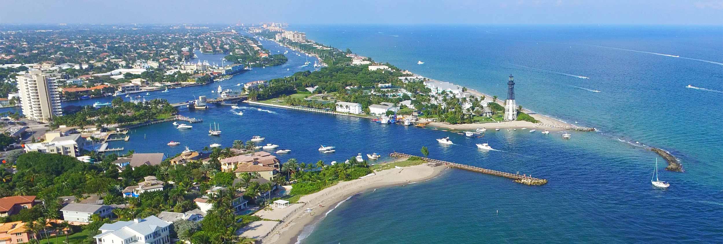 Kitesurfing Florida - Pompano Beach