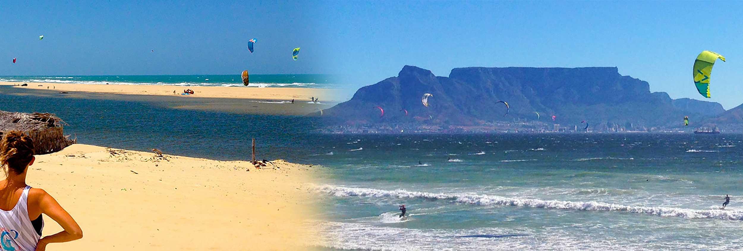 Freeride Kitesurf Brazil / Cape Town