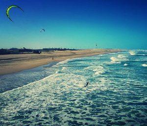 Freeride Kitesurf Taiba, Brazil