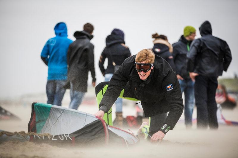 Kevin de Smidt - Red Bull Megaloop Challenge 2018