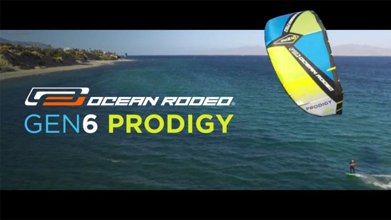 Ocean Rodeo Prodigy - Gen 6