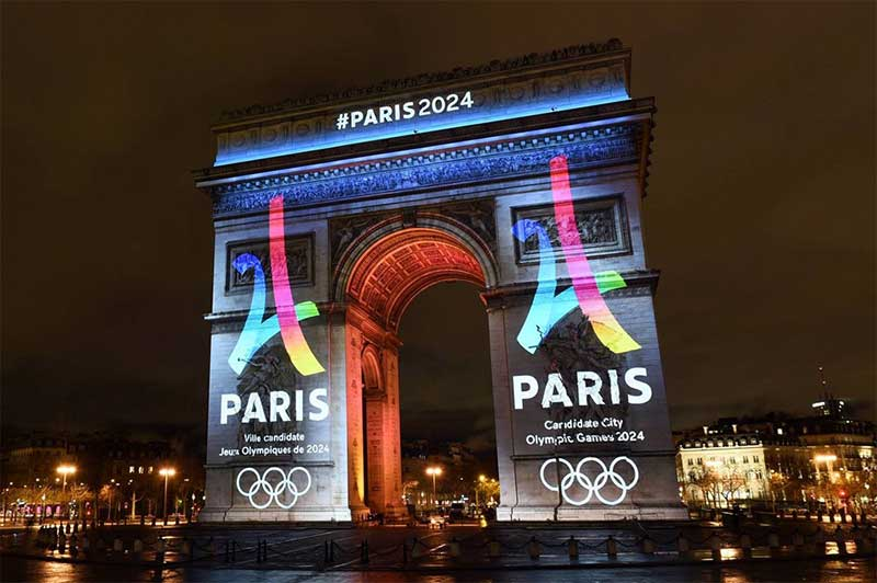 Paris Olympic kitesurfing news