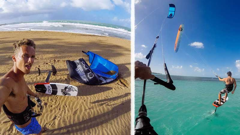 Jake Kelsick and Levitaz hit Puerto Rico