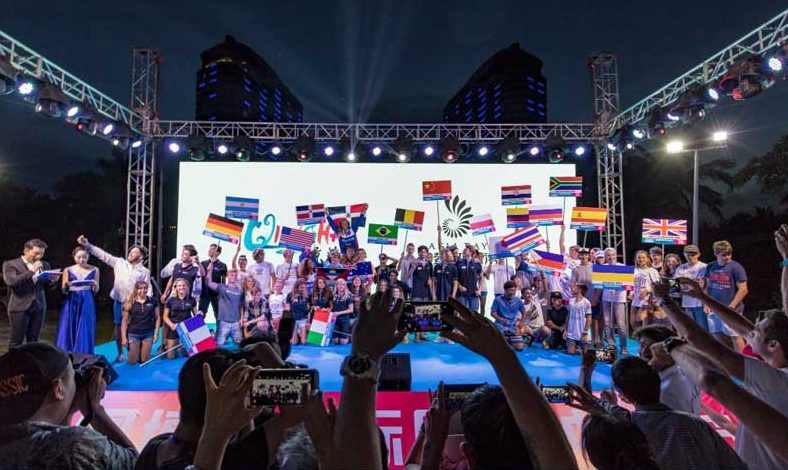 2018 TT:R Youth Slalom World Championships: Boao, China
