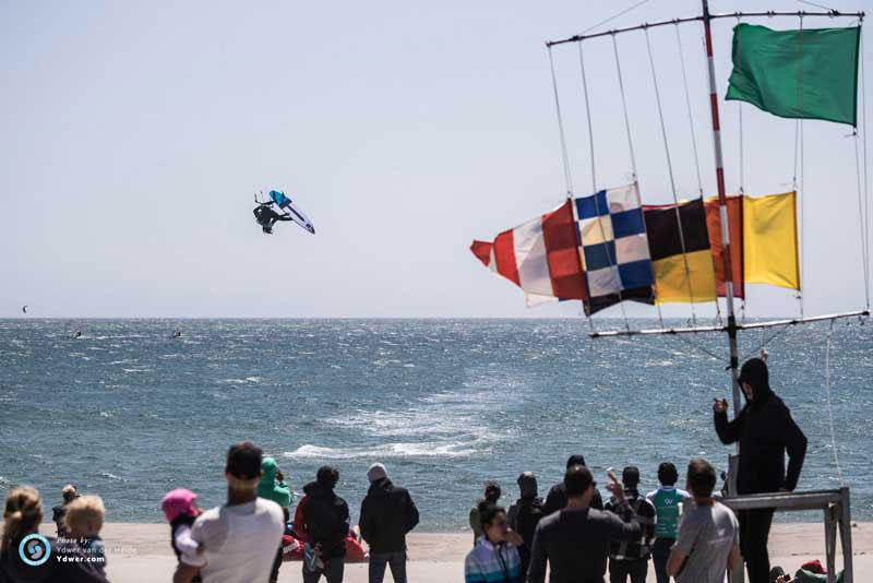 Airton on the charge - GKA Portugal