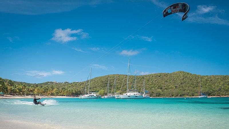 Caribbean Kite Cruise with Aaron Hadlow