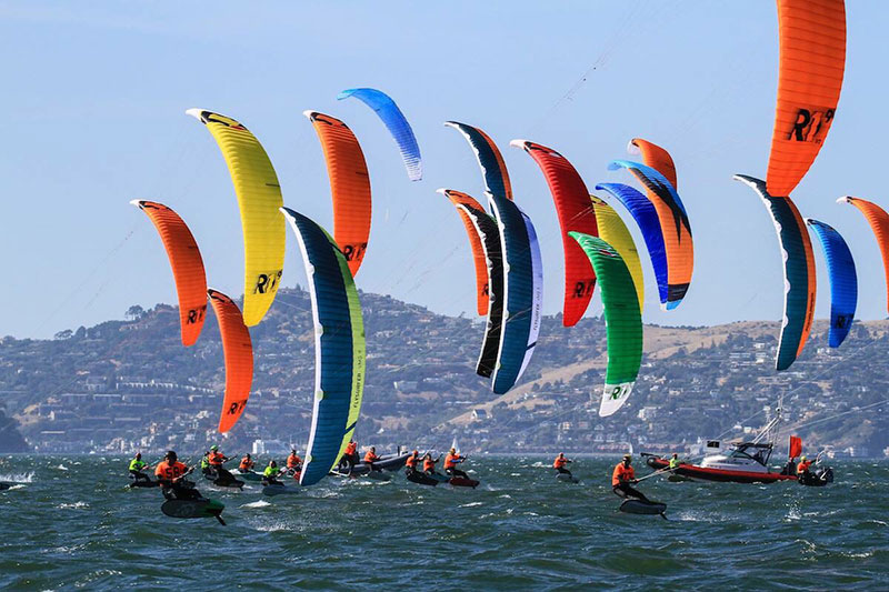 Hydrofoil Pro Tour USA Day One