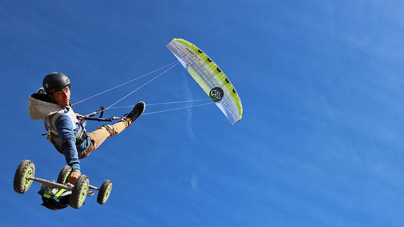 Flysurfer Soul kite style