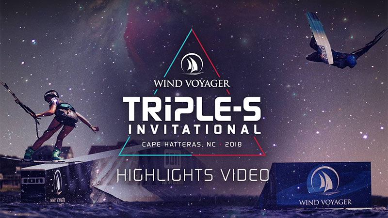 2018 Wind Voyager Triple-S Invitational Highlights Video