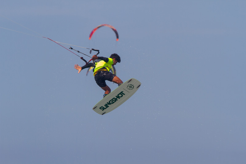 Carlos Mario GKA Air Games Cabarete Winner