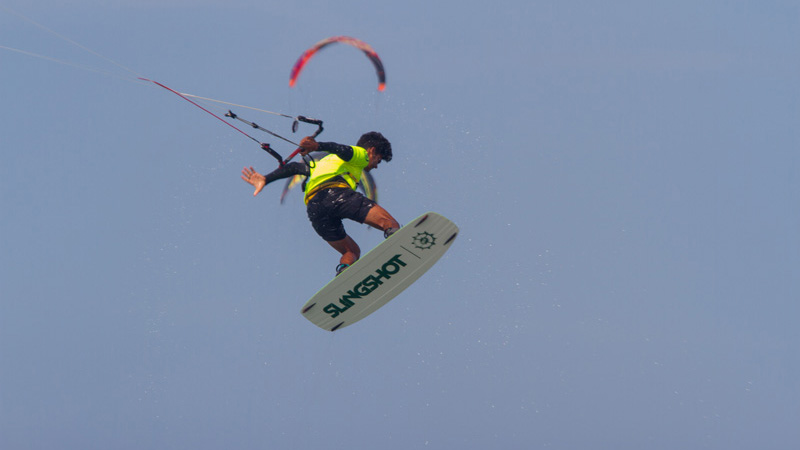 Carlos Mario wins GKA Air Games Cabarete