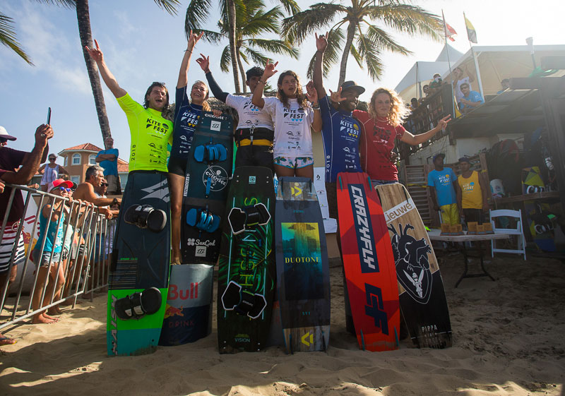 GKA Air Games Cabarete 2018 winners by Genesis Reyes