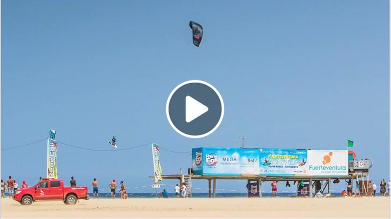 GKA Kite-Surf World Tour - Fuerteventura - Big Air