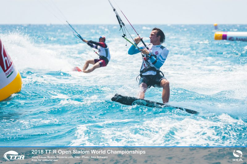 Open slalom world championships
