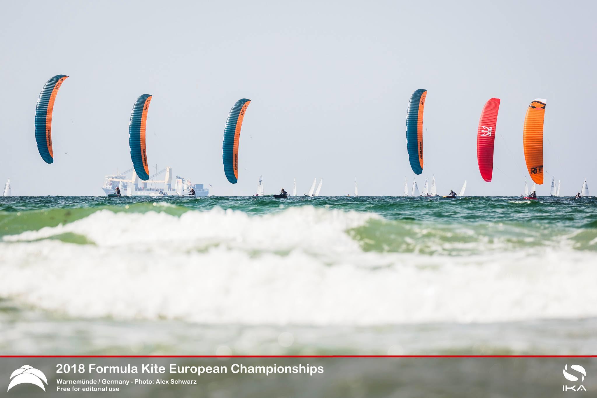 Formula Kite European Championship Heats