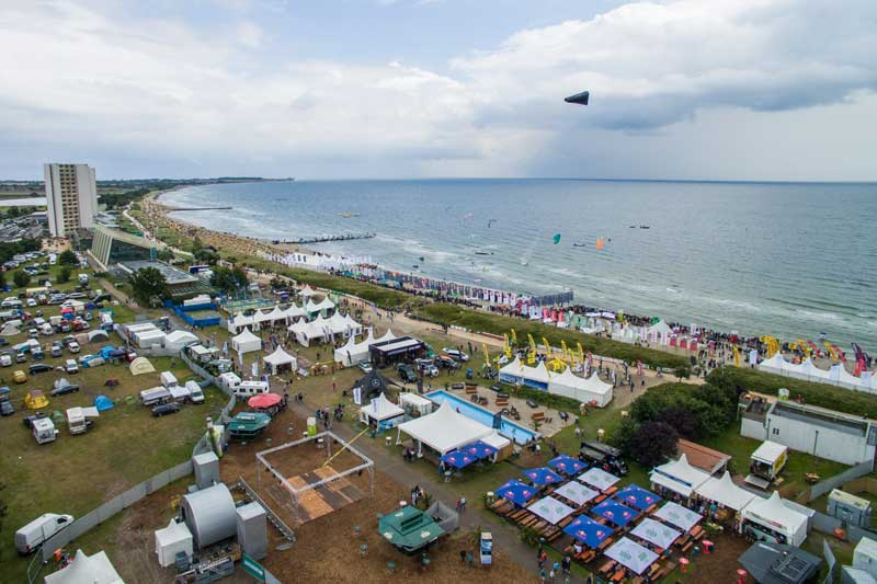 GKA Air Games Fehmarn - Kitesurf World Cup