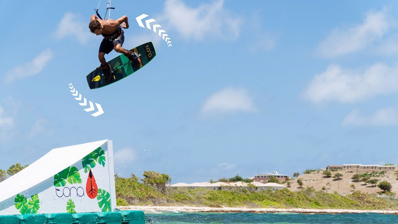 Jake Kelsick - How to do a flat 360
