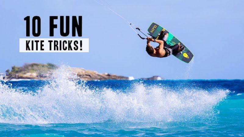 Jake Kelsick - Ten Trick to try