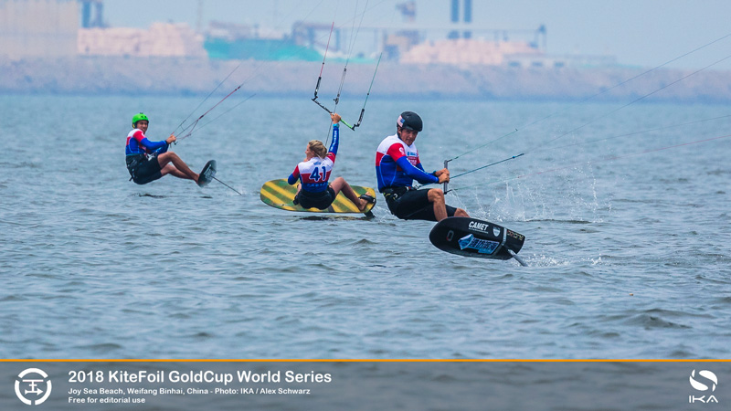 KiteFoil Gold Cup