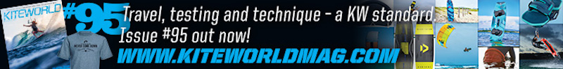 Kiteworld Magazine subscribe KW 95