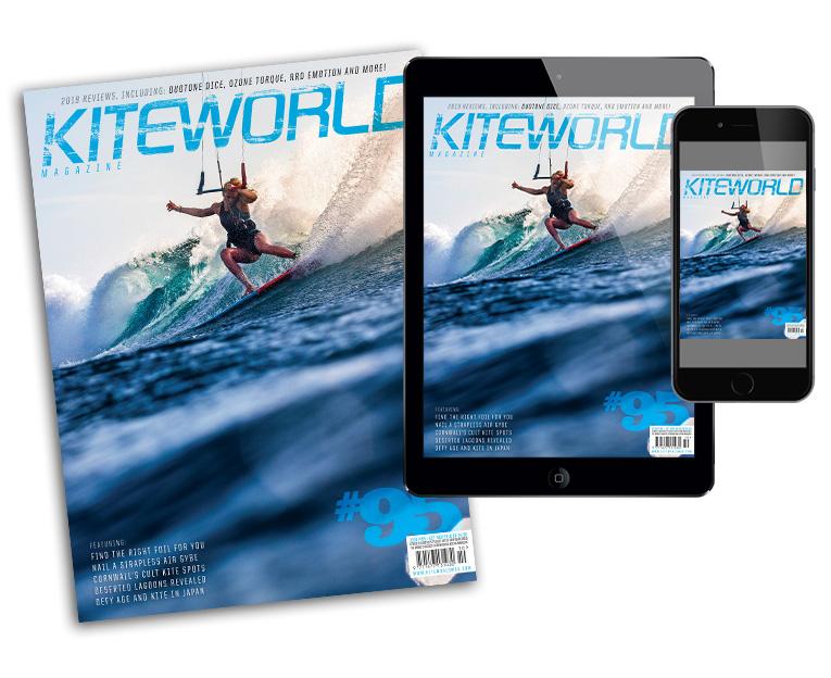 Kiteworld Issue #95