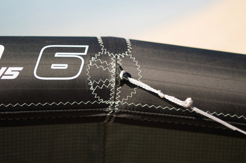 Ozone-Reo-V5-Bridle-knot
