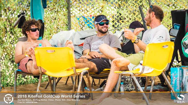 Nico Parlier - KiteFoil Gold Cup