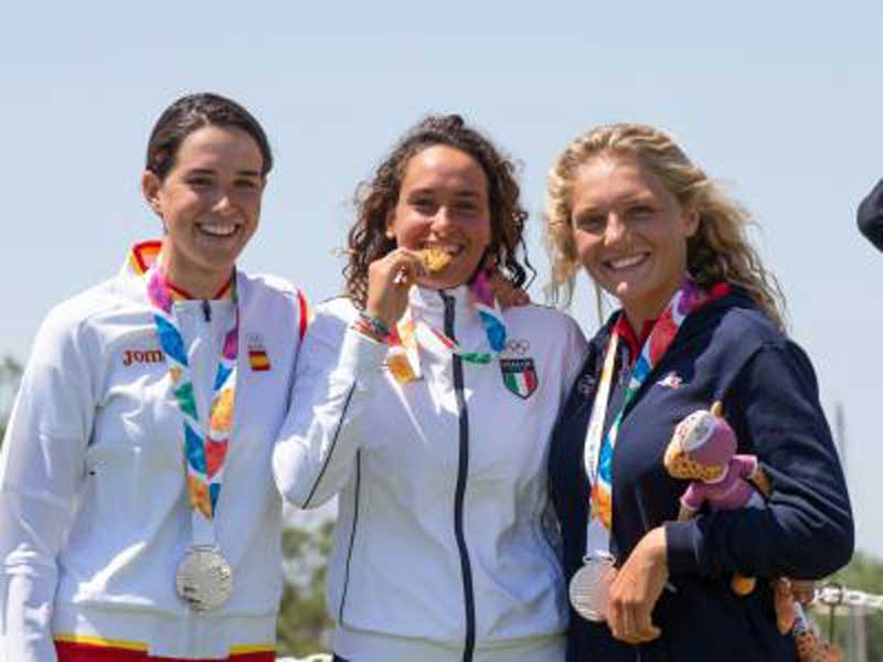YOG-Girls-Podium