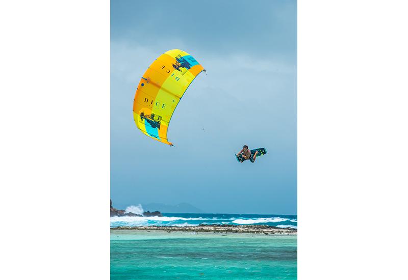 Duotone Kiteboarding • Quick Release • Freestyle Kit Bars