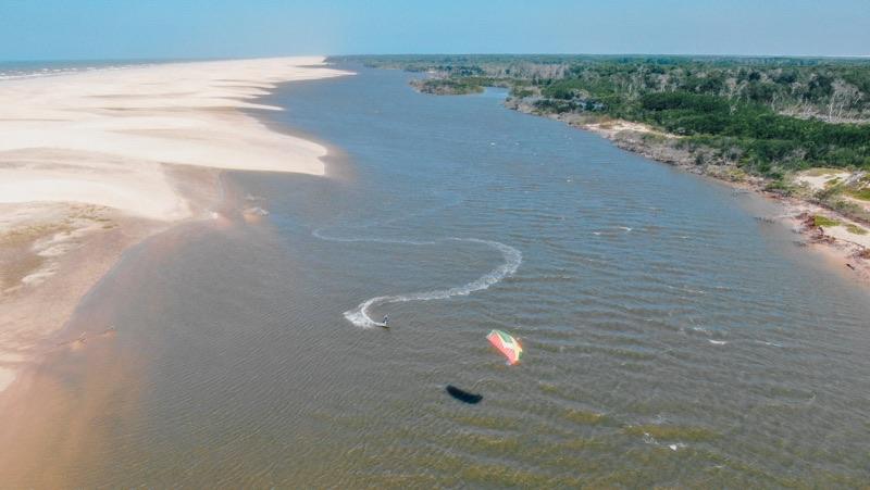 SSF downwinder Brazil