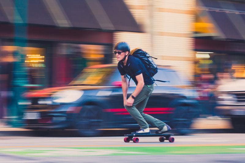 Inboard M1 Electric Skateboard Kiteworld review