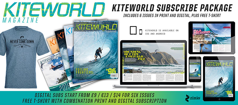 Kiteworld 96 subscribe device range