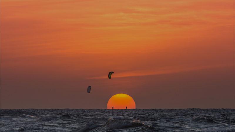 SSF-Sunset