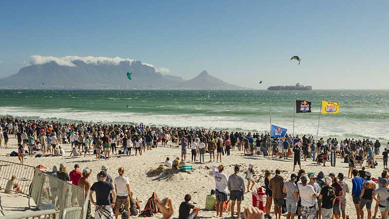 Red Bull King of the Air 2019 riders