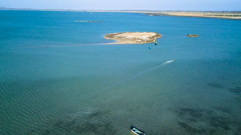 Masirah-Island-Kitesurfing