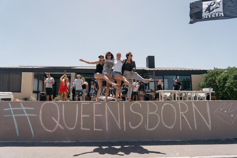 Queen-is-born
