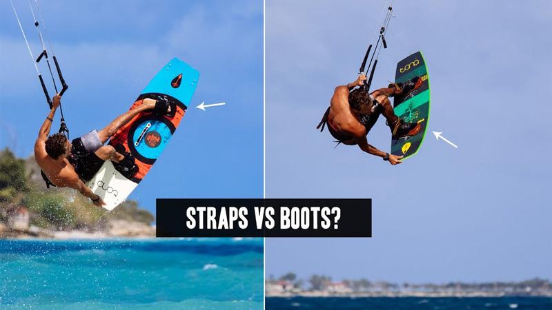 Straps-VS-boots