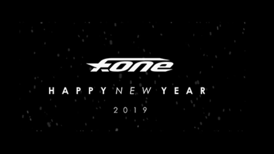 F-One 2019 message