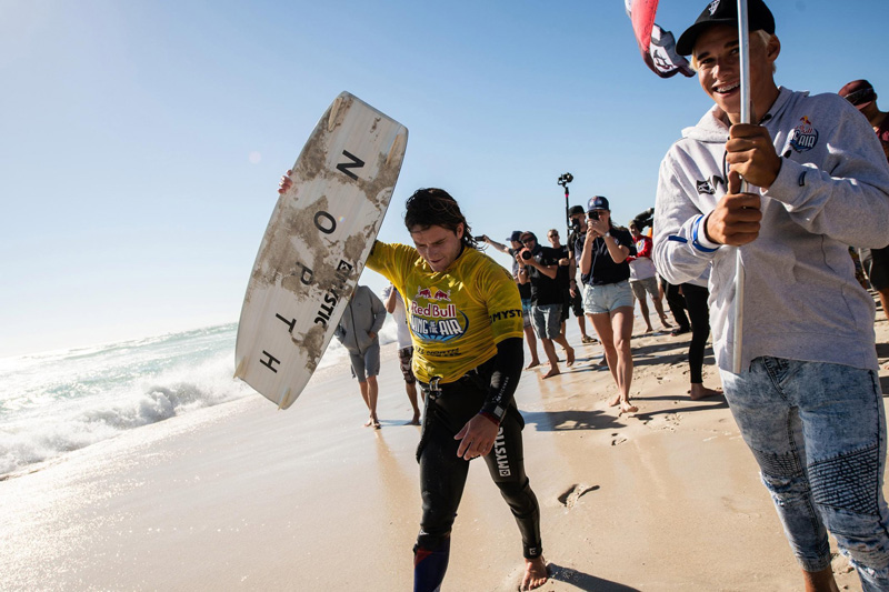 Jesse Richman Red Bull King of the Air 2019