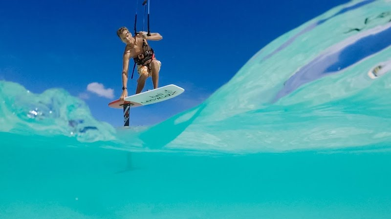 A Kelsick Kiteboarding Trip In Barbuda!