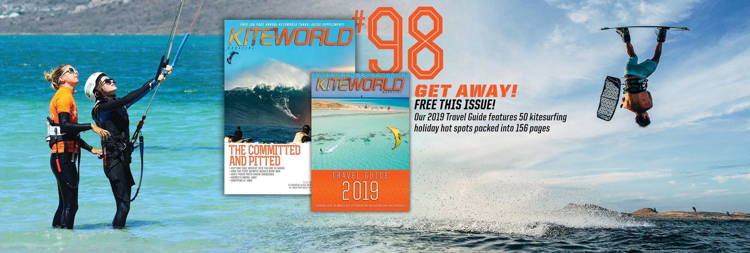 KW#98 Kiteworld Travel Guide 2019