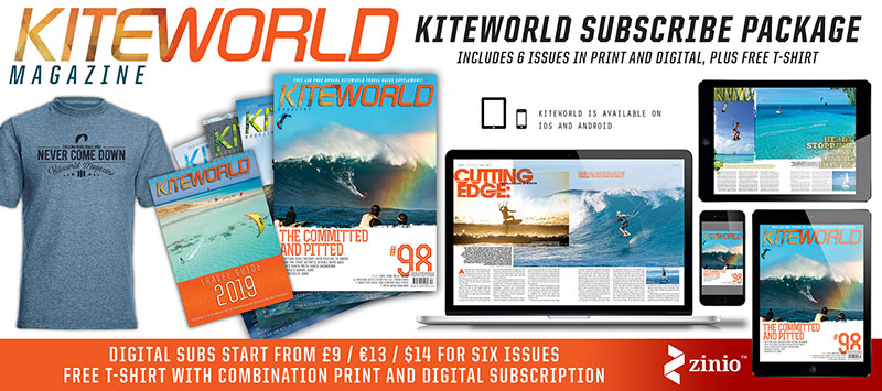 Kiteworld Magazine Subscription Package