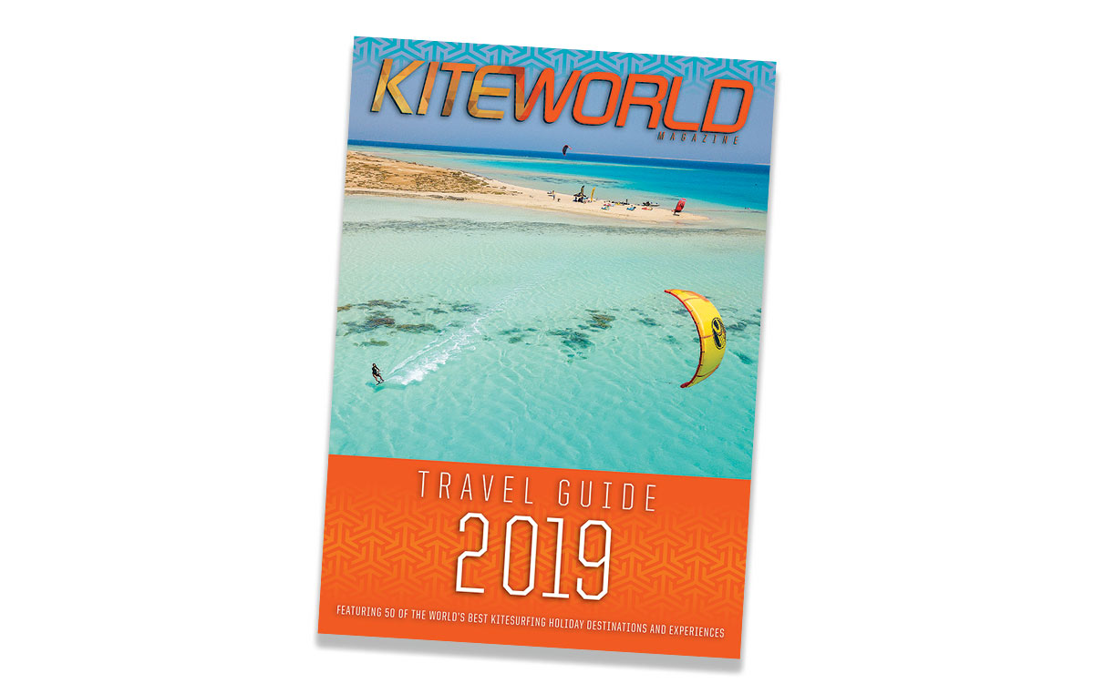 Kiteworld Magazine 2019 Travel Guide