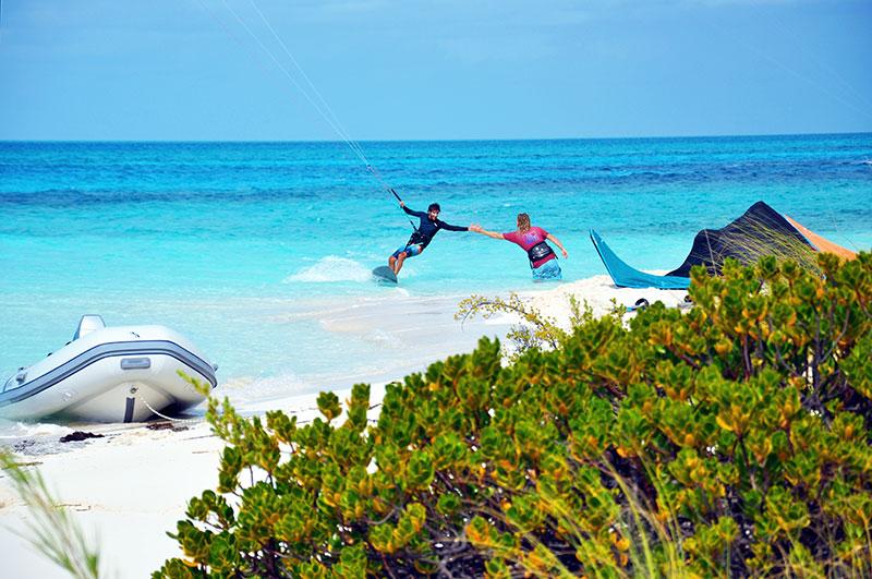 Bahamas Kite Cruise